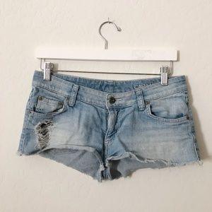 CarMar Jean shorts
